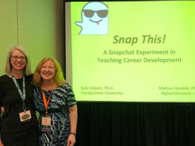 Technology Twins - Snapchat